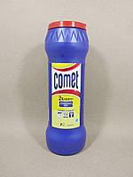 Comet - Чистящий порошок с дезинфицирующими свойствами с хлоринолом (Лимон) 475 г