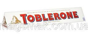 Шоколад Toblerone Білий 100 м
