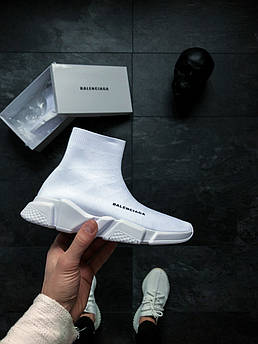 Кроссовки Balenciaga Speed Trainer White