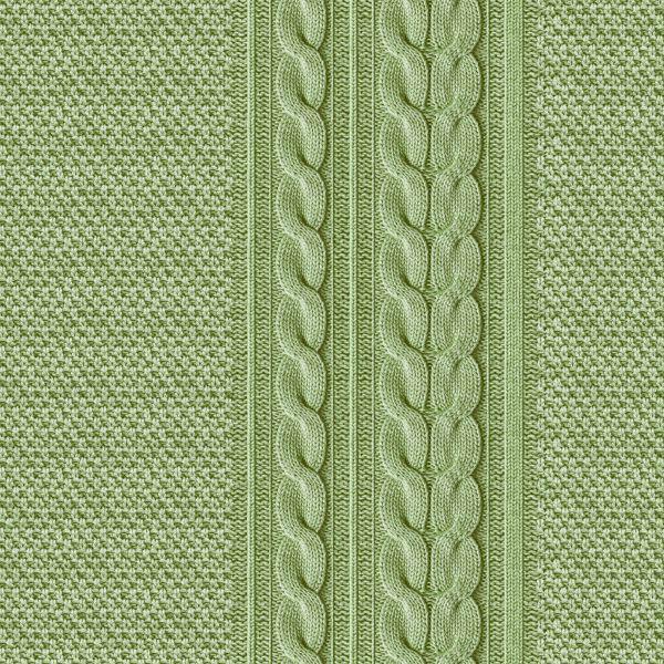 Обои бумажные влагостойкие Лана зеленая 2106