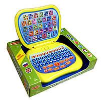 """82003 Игрушка электронная развивающая """"Мой первый ноутбук"""""""
