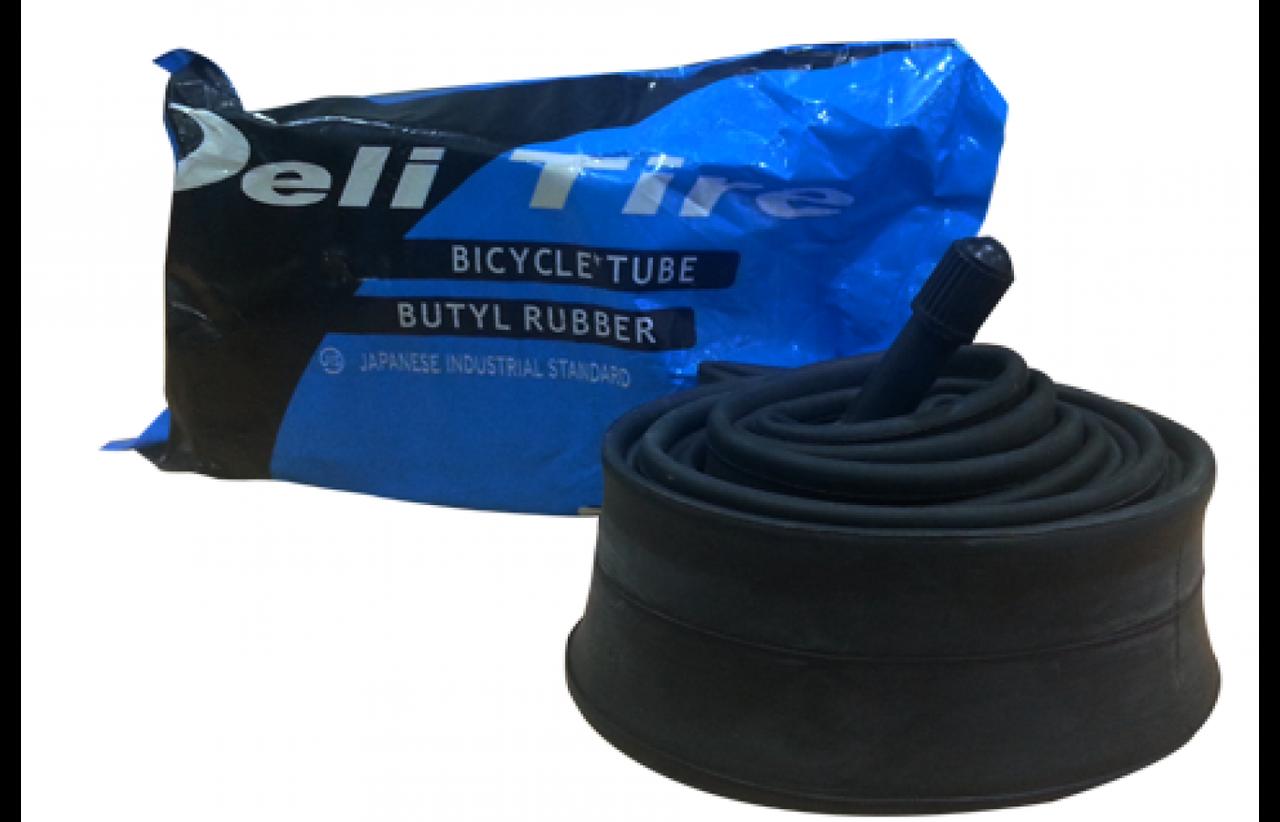 Велокамера 16x1.95 / 16x2.125 Deli Tire