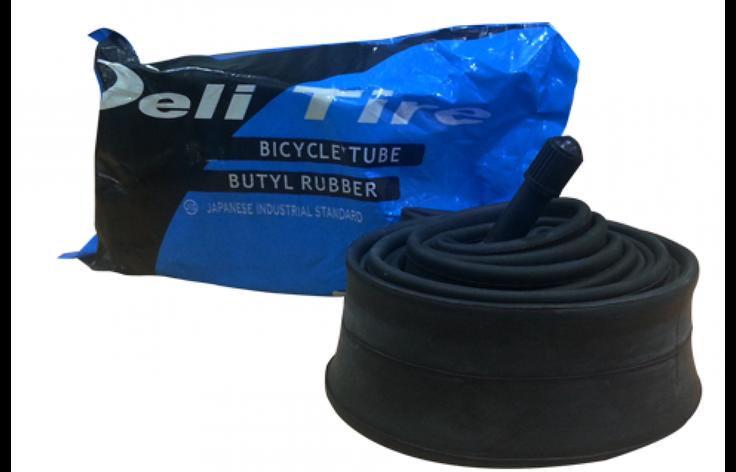 Велокамера 22x1 3/8 37-489 37-501 Deli Tire AV, фото 2