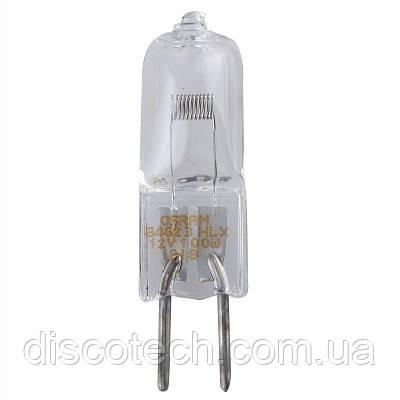 Лампа галогенная, 100W/12V Osram 64623HLX GY6,35 4050300890630