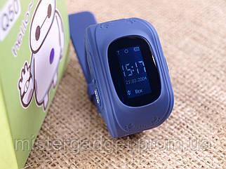 Smart Baby Watch Q50 Дитячі годинник GPS Фіолетові з GPS