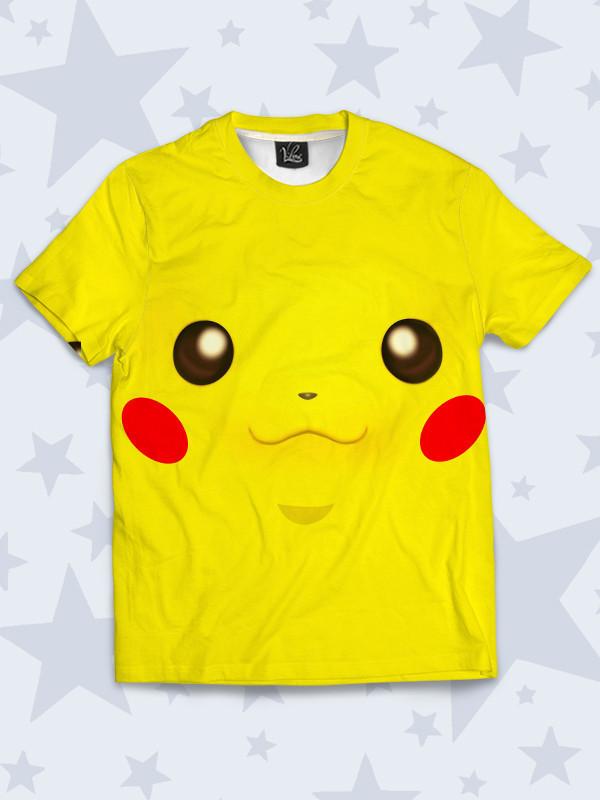 Детская футболка Pikachu