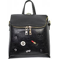Сумка-рюкзак №A-1508 Чёрный