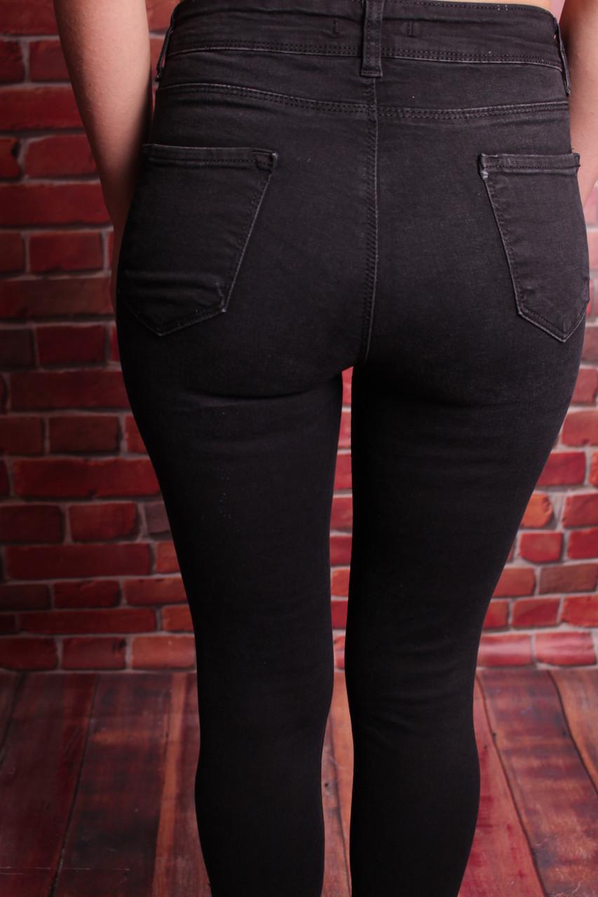 3f90fc4c916c5 Женские джинсы LDM ( код 8774) больших размеров с высокой посадкой ...