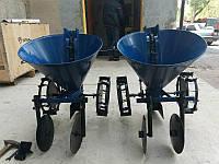 "Картоплесаджалка дворядна ТМ ""Шип"" для мототракторов (62 л), фото 1"