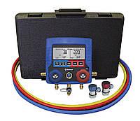 Электронный двухвентильный коллектор R 134a Mastercool (США)