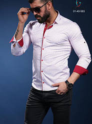 Мужские рубашки Турция 2018