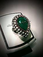 Серебряное кольцо  Хюррем Султан/Кёсем Султан (второе кольцо)