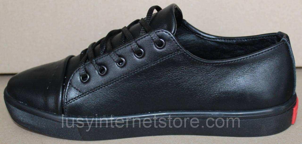 e1af497e ... фото Черные кроссовки кожаные женские, кроссовки женские кожаные от  производителя модель АНЖ23-05, ...