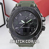 Мужские кварцевые наручные часы G-Shock M100