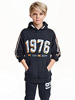 Детская толстовка для мальчика с капюшоном Германия