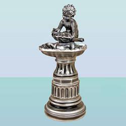 Садовый (домашний) декоративный фонтан водопад Малыш