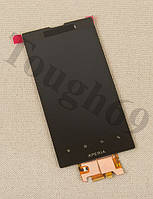 Дисплей LCD + Touch screen Sony Xperia ion LT28i