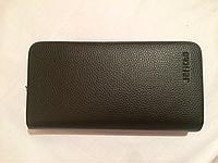 Мужской кошелёк на 2 молнии