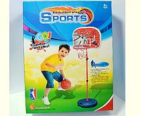 Баскетбольная корзина  на стойке
