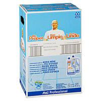 Mr. Proper Универсальное средство для мытья разных видов поверхности 2 х 5 л