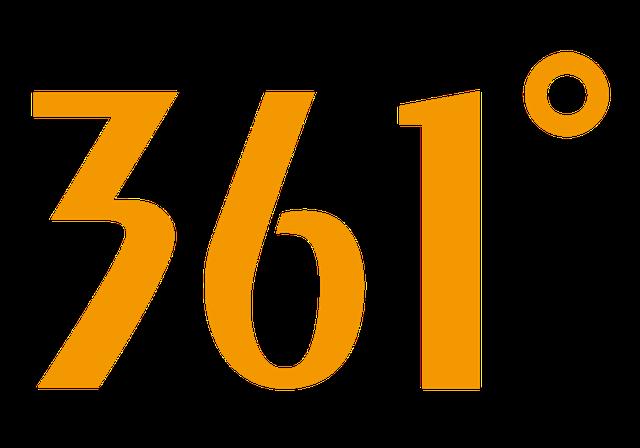 361° Кроссовки