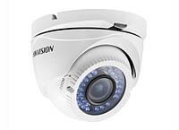 Камера для видеонаблюдения купольная цветная Hikvision DS-2CE55C2P-VFIR3