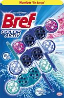 Средство по уходу за унитазом Bref Сила Актив Цветная вода Микс Триопак 3x50 г 9000101302332