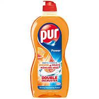Средство для мытья посуды Pur Пауэр Апельсин и Грейпфрут 450мл 9000101087659