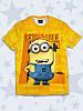 Детская футболка Despicable me
