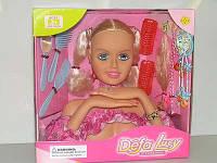 Кукла Defa Lucy 20957 для создания причесок