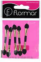 Flormar Аппликатор для теней 5 шт, фото 1