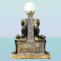 Декоративный напольный светильник торшер для дома Египет
