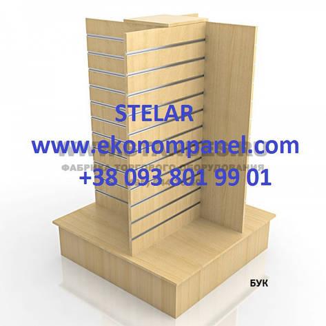 Стеллаж четырехгранный, фото 2