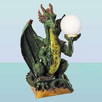 Декоративный напольный светильник торшер для дома Дракон (Б)