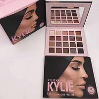 Палетка теней Kylie kkw edition 3D eye shadow