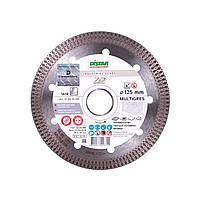 Алмазный диск Distar 1A1R 125x1,4x10x22,23 Multigres