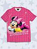 Детская футболка Очаровательная Минни