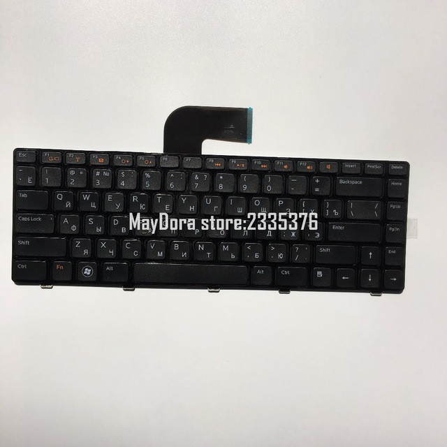 Клавиатура для ноутбука Dell Vostro 3550 rus, black