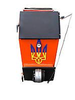 Отопительный твердотопливный котел Холмова УНК 25 кВт