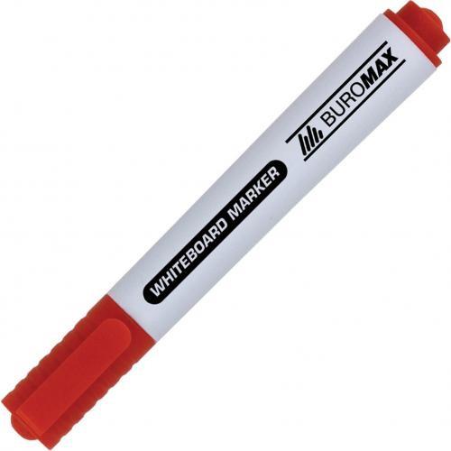 Маркер красный для маркерной доски Buromax