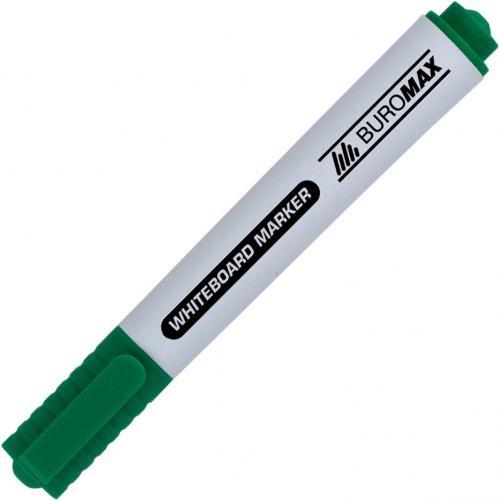 Маркер зеленый для маркерной доски Buromax
