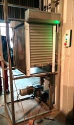 Изготовление и монтаж сервисного подъёмника-лифта под заказ. Подъёмники кухонные, ресторанные  для продуктов.