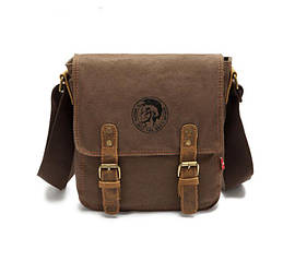 Мужская сумка через плечо Augur