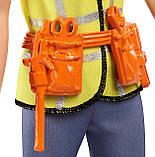 Набор кукла Барби Barbie Builder Playset Строитель, фото 4