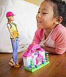 Набор кукла Барби Barbie Builder Playset Строитель, фото 5