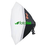 Постоянный диодный свет Falcon LED-B628FS(OB8) Ø80 см, 6х12w, 840 Вт, 5500К