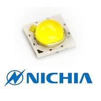 Внешний вид светодиодов Nichia, Япония, используются в светодиодных прожекторах EcoLight серии EcoPro с эффективностью более 160 Лм/Вт