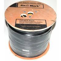 TV каб. FinMark F690BVcu. black, медь (305 м).
