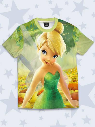 Детская футболка Tinker Bell