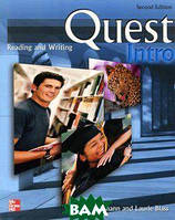 Pamela Hartmann, Laurie Blass Quest Introduction to Reading and Writing, Student Book
